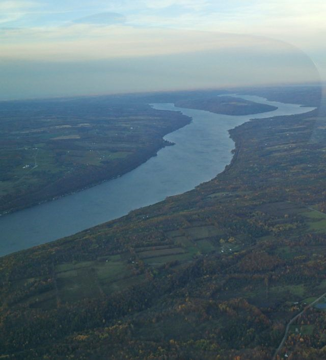 Travel to the Finger Lakes for Leaf-Peeping