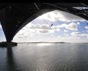 Heidi_Siefkas_bouncing_on_bungy_Auckland_New_Zealand