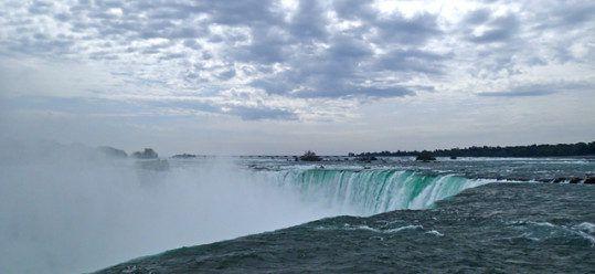 Adventure Travel to Niagara Falls Canada