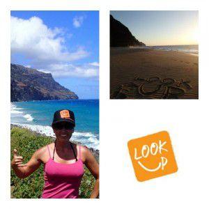 Author_Heidi_Siefkas_Celebrating_Look_Up_at_Kalalau_Beach_Kauai