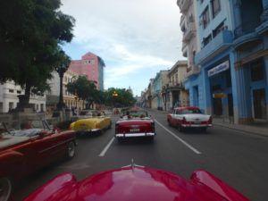 El_Prado_Caravan_of_Classic_Cars_Havana
