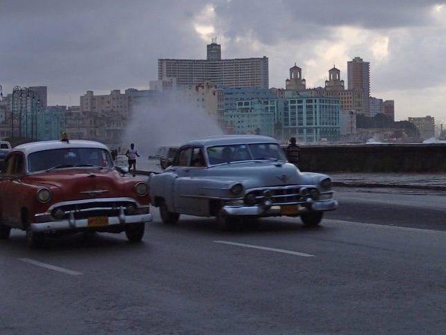 An Adventure from Havana to Houston
