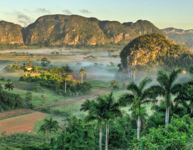 The Four Best Adventure Travel Destinations in Cuba