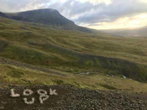 Look_Up_mantra_Mount_esja_Iceland