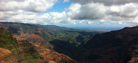 Waimea Canyon and Hanapepe Kauai – Make a Day and Night of It