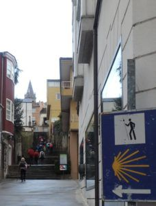 Outside_of_Sarria_set_of_step_stairs_and_hill_Camino_de_Santiago