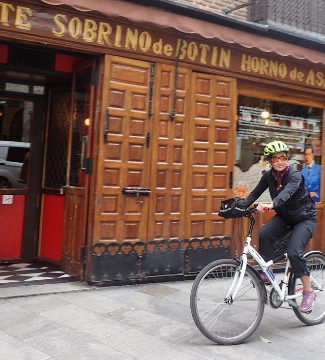 Heidi_Siefkas_Biking_Madrid_Spain_with_Bravo_Bike