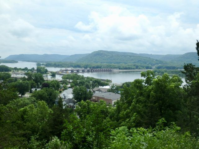 Returning Home to Look Up – Trempealeau, Wisconsin