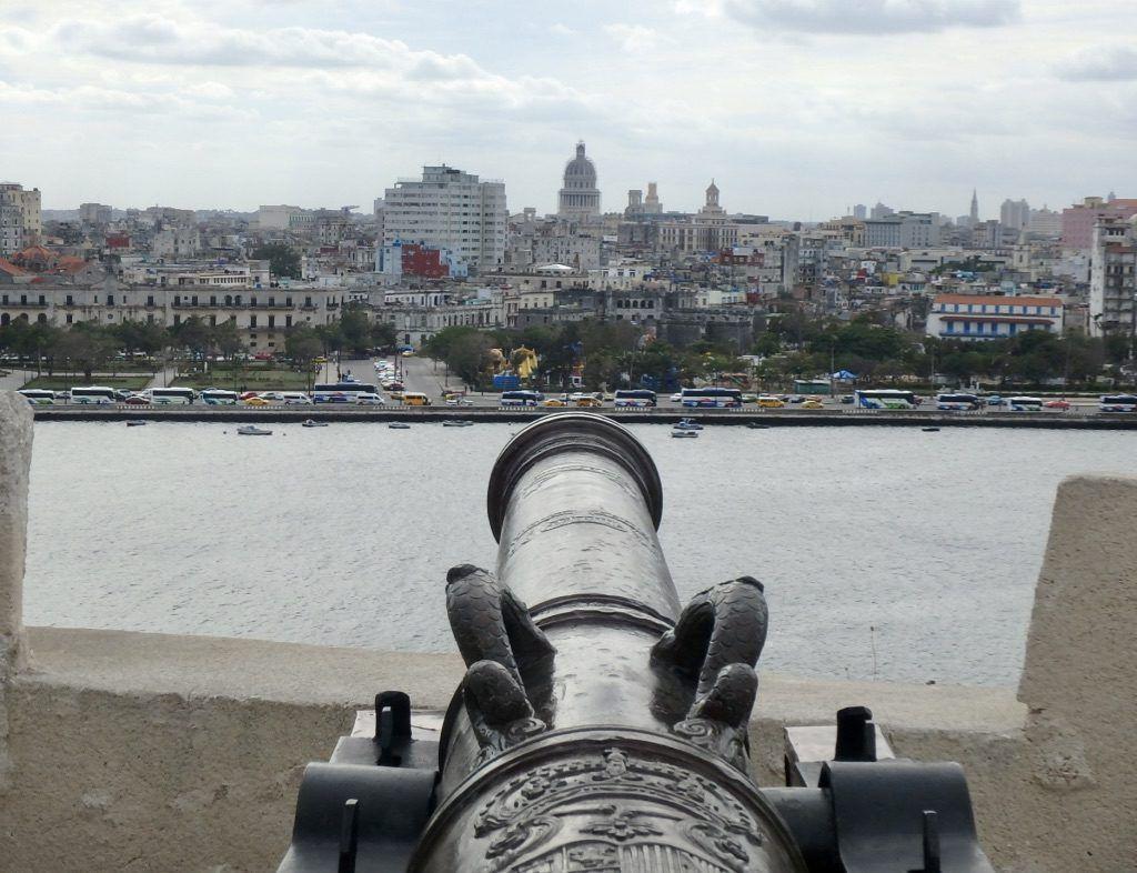 View_of_Havana_Skyline_from_fort_and_port_of_Havana_Cuba