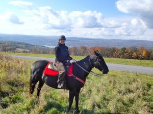 Heidi_Siefkas_trail_ride_with_Painted_bar_stables_finger_lakes_new_York