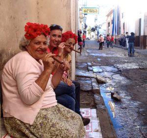 Smoking_Section_Old_Havana_Cuba_by_Author_Heidi_Siefkas