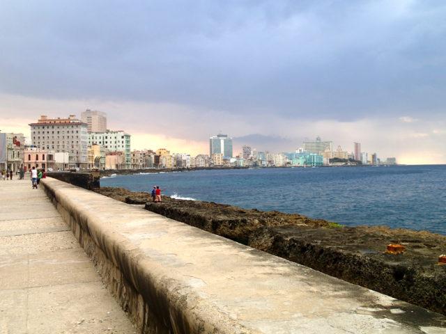 Havana's_Malecon_by_Heidi_Siefkas