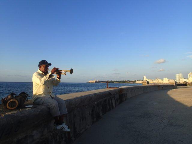 Cuban_Musician_on_Havana's_Malecon_by_Heidi_Siefkas