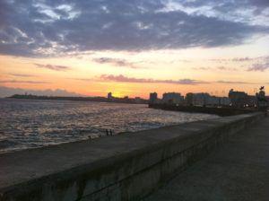 Sunset_Malecon_Havana_Cuba_by_Heidi_Siefkas