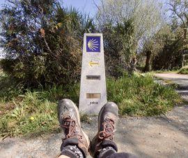 Heidi_Siefkas_GPS_Shot_from_the_Camino_de_Santiago