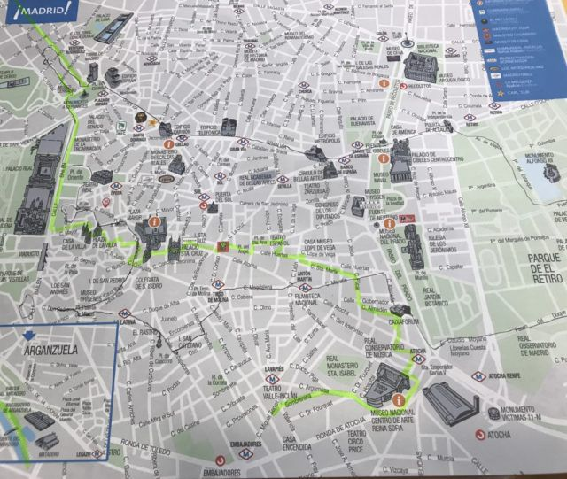 Bravo_Bike_Tour_Map_of_Madrid_Spain