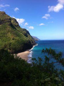 Beginning_of_Kalalau_trail, near_Hanakapiai_Beach_by_Heidi_Siefkas