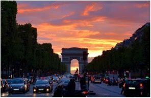 Paris_Sunset