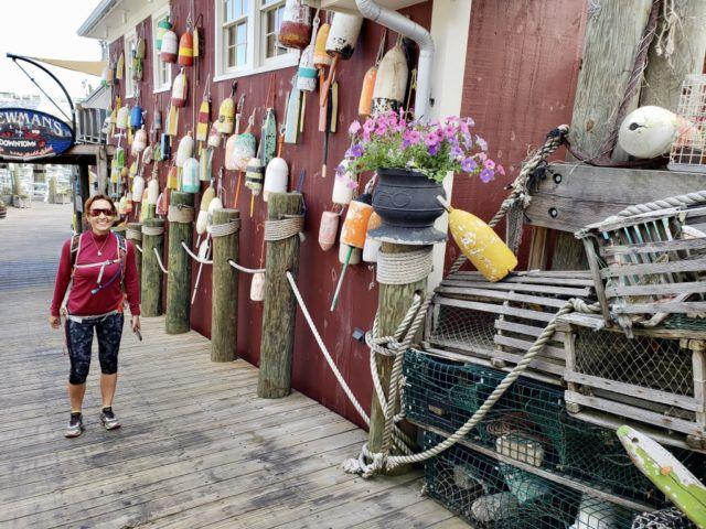 Heidi_Siefkas_outside_Stewmans_Bar_Harbor_Maine