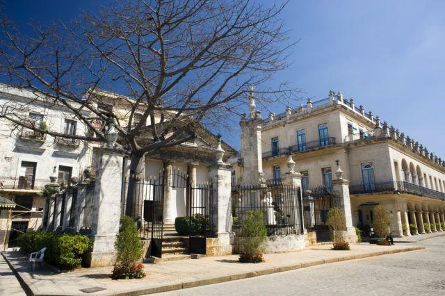 El_Templete_Plaza_de_Armas_Old_Havana_Cuba