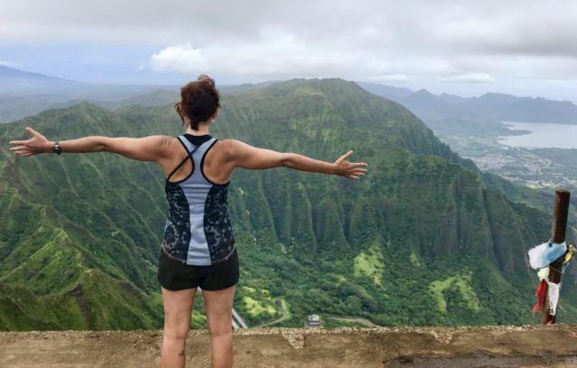 Oahu Hawaii Hikes – Stairway to Heaven – Moanalua