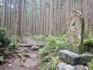 Jizo_along_the_Kumano_Kodo_Japan_by_Heidi_Siefkas