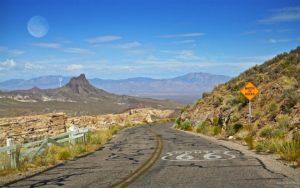 Route_66_Arizona_United_States